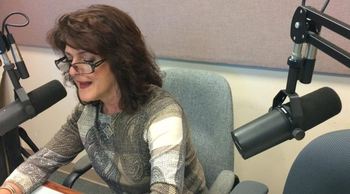 Barbara Chats with Tom D. on WECK Radio