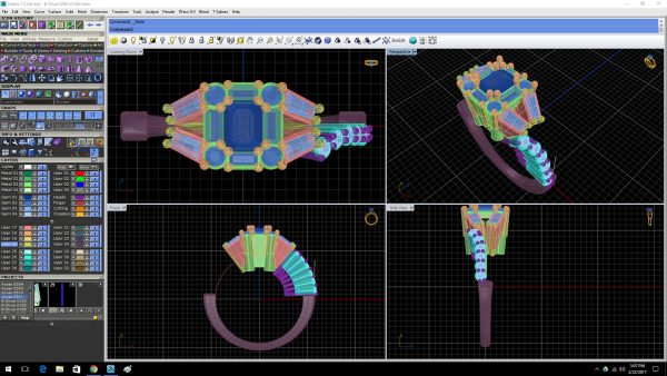 Custom Design Jewelry Technical File