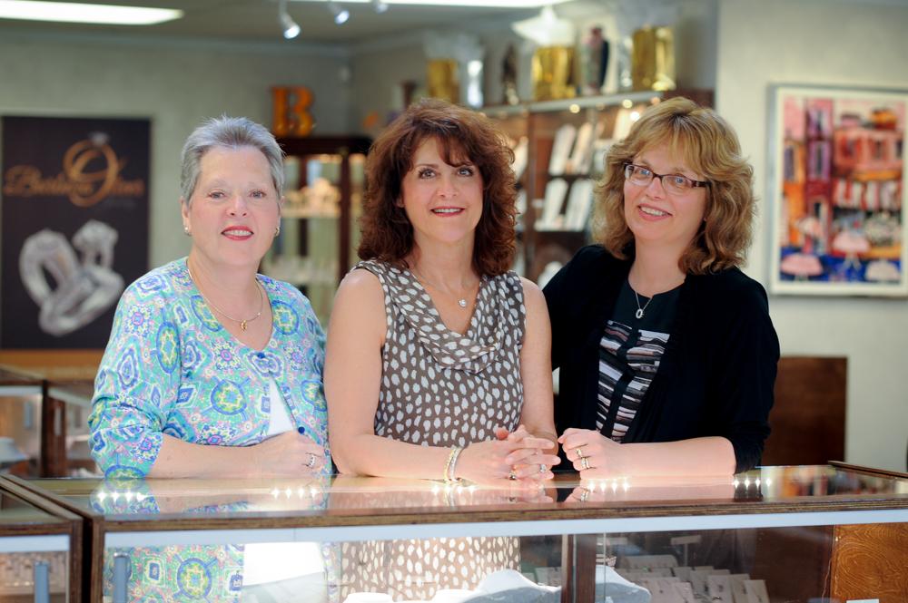 Barbara Oliver Jewelry Staff
