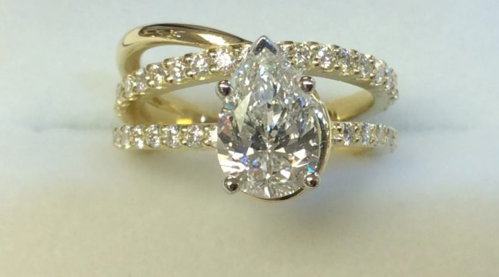 Custom Engagement Rings: Creations of Love