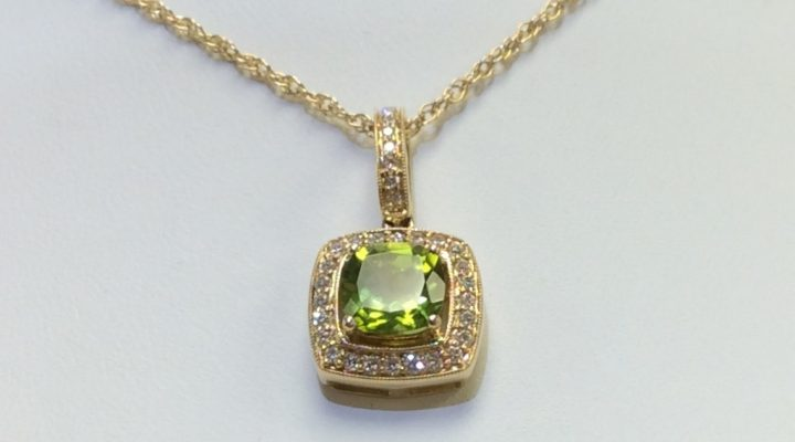 Peridot – August's Birthstone